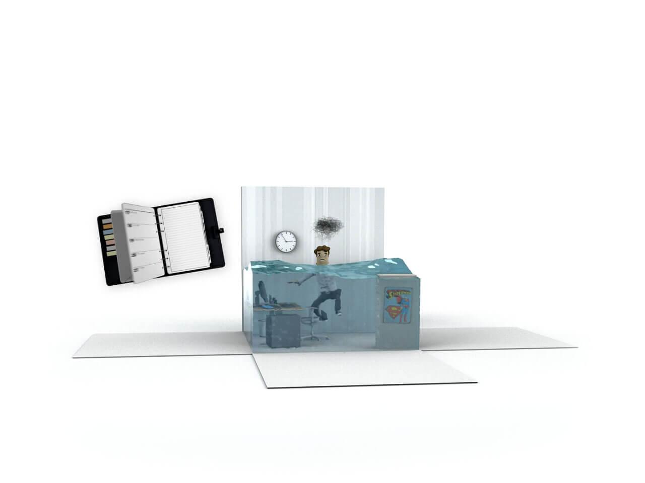 was ist stress was ist die wolke. Black Bedroom Furniture Sets. Home Design Ideas